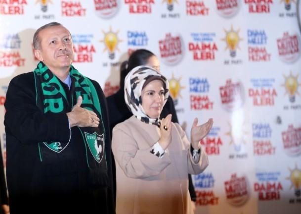 Başbakan Erdoğan Denizli'de 9