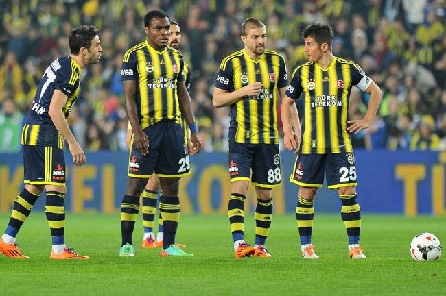 Fenerbahçe 2 - Gençlerbirliği 0 10