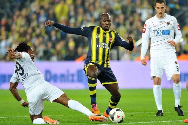 Fenerbahçe 2 - Gençlerbirliği 0 11