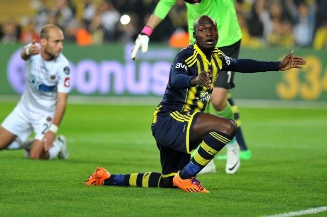 Fenerbahçe 2 - Gençlerbirliği 0 12