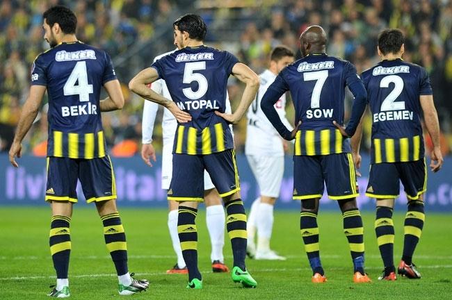 Fenerbahçe 2 - Gençlerbirliği 0 19