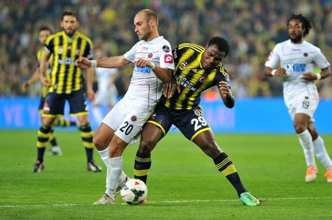 Fenerbahçe 2 - Gençlerbirliği 0 20