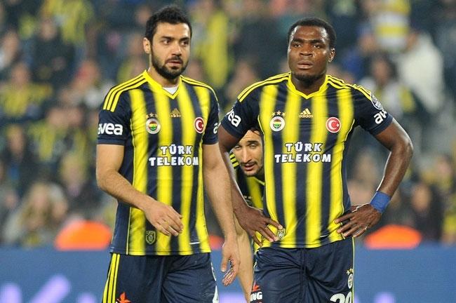 Fenerbahçe 2 - Gençlerbirliği 0 21