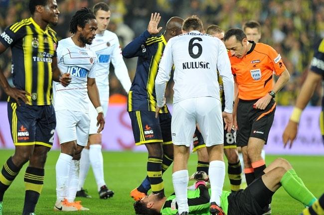 Fenerbahçe 2 - Gençlerbirliği 0 24