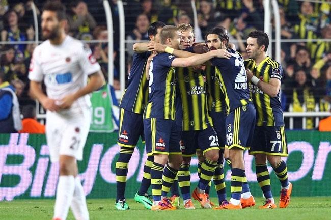 Fenerbahçe 2 - Gençlerbirliği 0 25