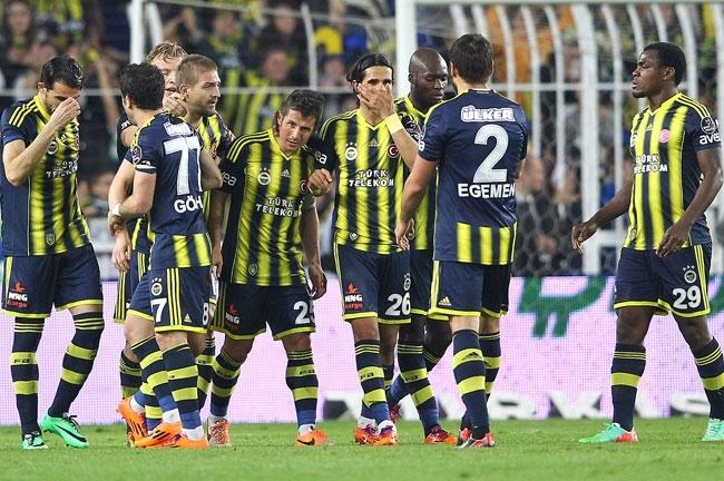 Fenerbahçe 2 - Gençlerbirliği 0 26