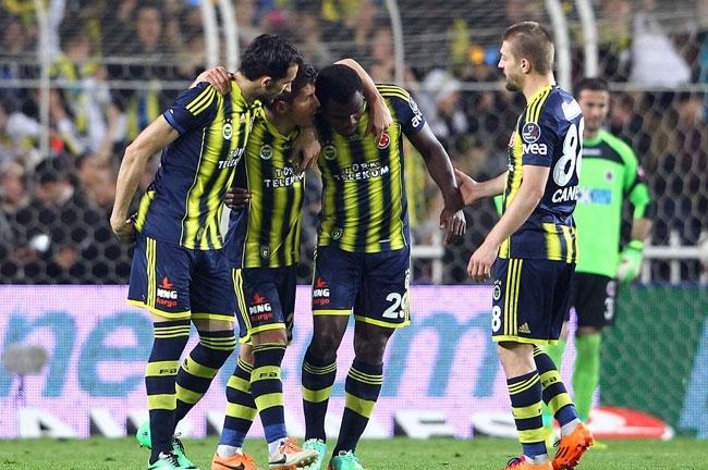 Fenerbahçe 2 - Gençlerbirliği 0 27