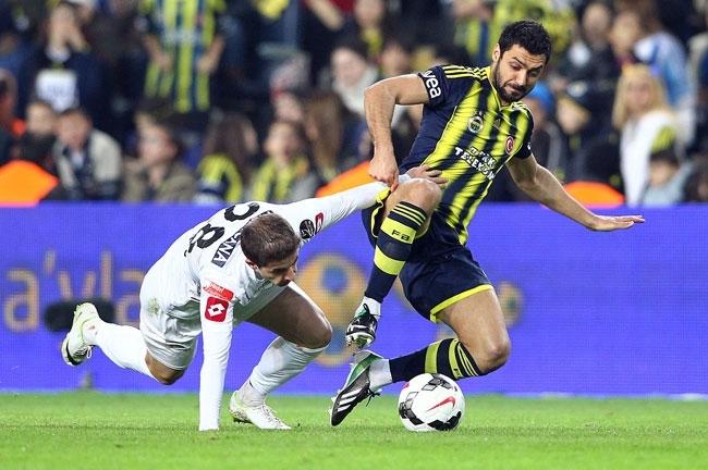 Fenerbahçe 2 - Gençlerbirliği 0 28