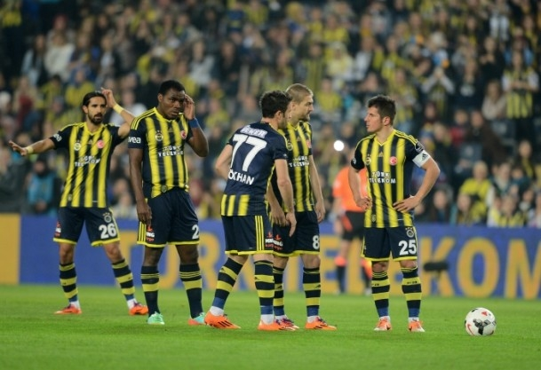 Fenerbahçe 2 - Gençlerbirliği 0 30