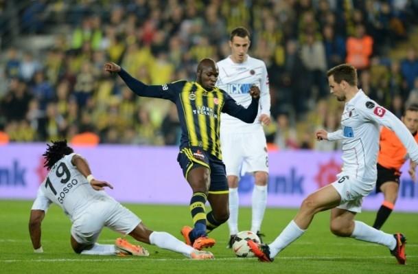 Fenerbahçe 2 - Gençlerbirliği 0 32