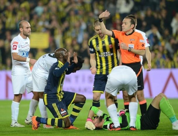 Fenerbahçe 2 - Gençlerbirliği 0 36