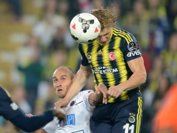 Fenerbahçe 2 - Gençlerbirliği 0 38