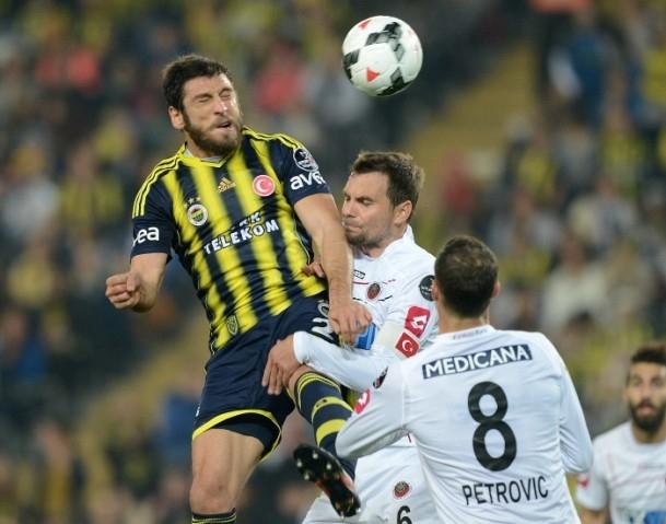 Fenerbahçe 2 - Gençlerbirliği 0 40