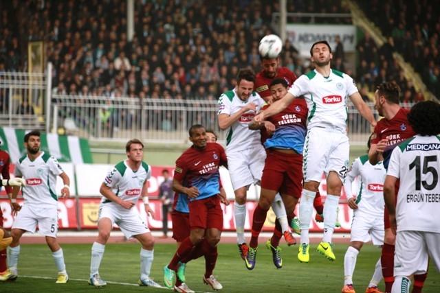 Torku Konyaspor - Trabzonspor 8