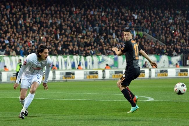 Çaykur Rizespor 1 - Galatasaray 1 12