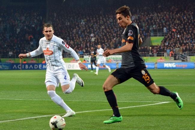 Çaykur Rizespor 1 - Galatasaray 1 15