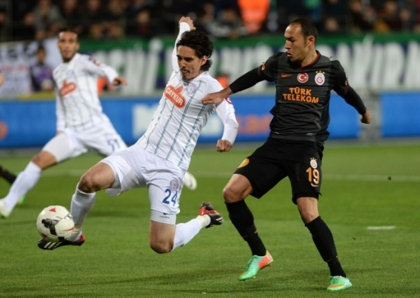 Çaykur Rizespor 1 - Galatasaray 1 16