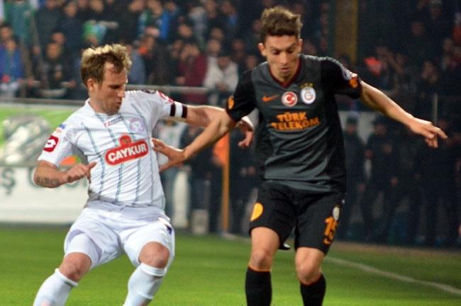 Çaykur Rizespor 1 - Galatasaray 1 17