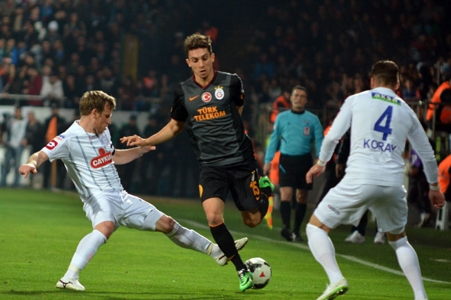 Çaykur Rizespor 1 - Galatasaray 1 19