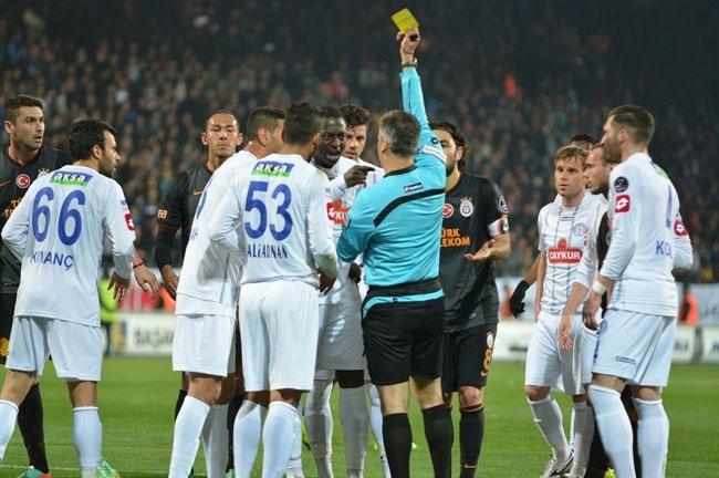 Çaykur Rizespor 1 - Galatasaray 1 22