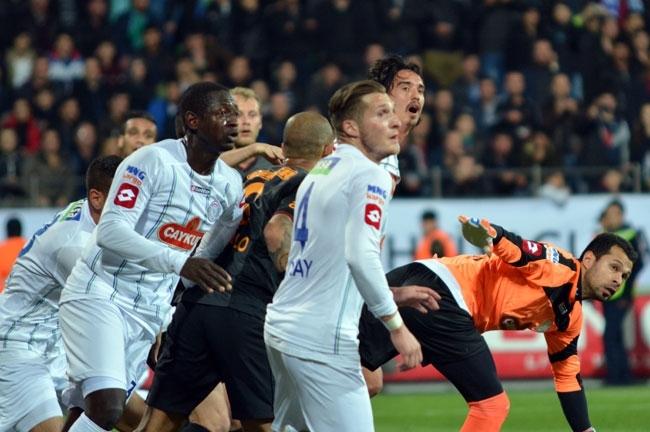 Çaykur Rizespor 1 - Galatasaray 1 23