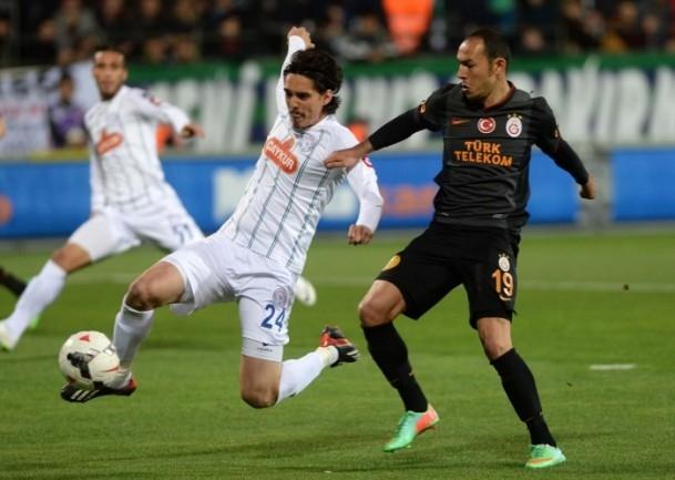 Çaykur Rizespor 1 - Galatasaray 1 25
