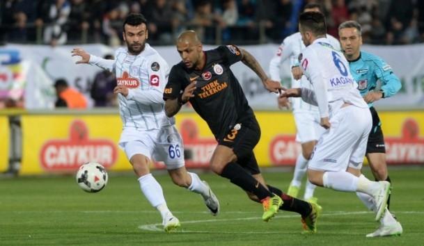 Çaykur Rizespor 1 - Galatasaray 1 30