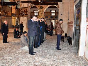 Mevlana Müzesi'nde 89 yıl sonra ilk namaz