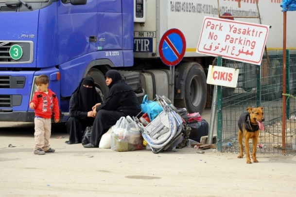 """Varil bombalarından """"hayata kaçış"""" sürüyor 2"""