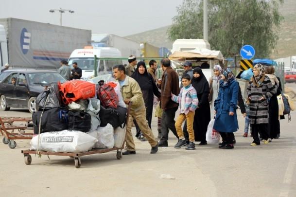 """Varil bombalarından """"hayata kaçış"""" sürüyor 7"""