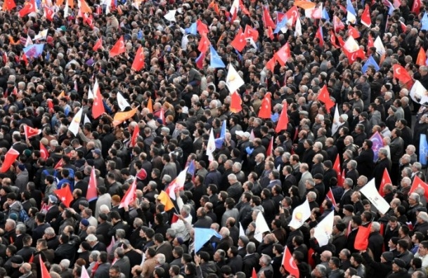 Başbakan Erdoğan Adıyaman ve Kırıkkale'de konuştu 12