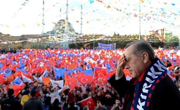 Başbakan Erdoğan Adıyaman ve Kırıkkale'de konuştu 13
