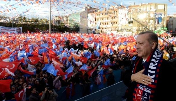 Başbakan Erdoğan Adıyaman ve Kırıkkale'de konuştu 14