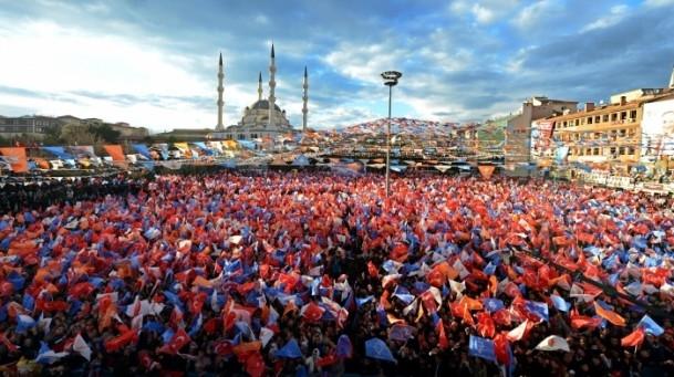 Başbakan Erdoğan Adıyaman ve Kırıkkale'de konuştu 15