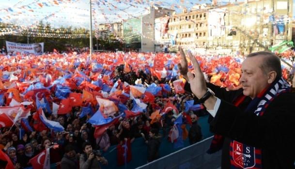 Başbakan Erdoğan Adıyaman ve Kırıkkale'de konuştu 16