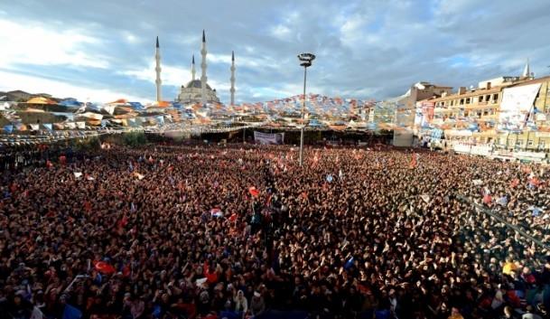 Başbakan Erdoğan Adıyaman ve Kırıkkale'de konuştu 17