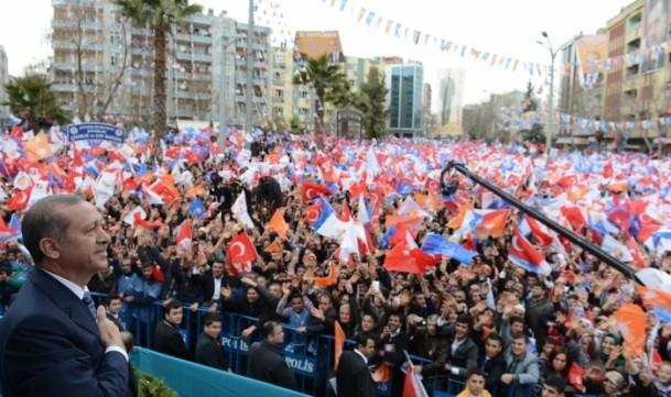 Başbakan Erdoğan Adıyaman ve Kırıkkale'de konuştu 2