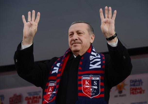 Başbakan Erdoğan Adıyaman ve Kırıkkale'de konuştu 20