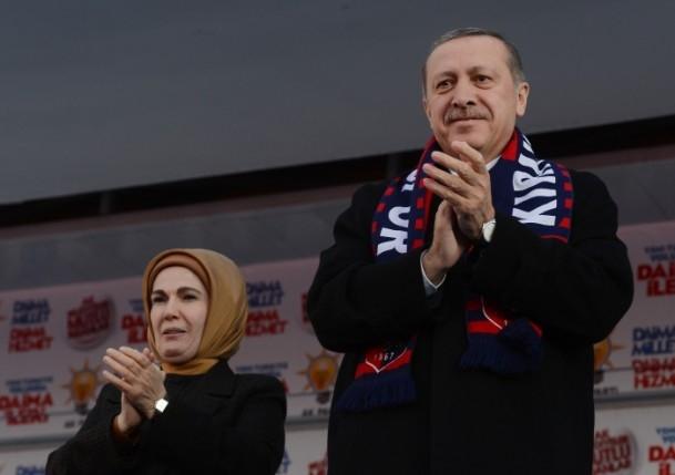 Başbakan Erdoğan Adıyaman ve Kırıkkale'de konuştu 21