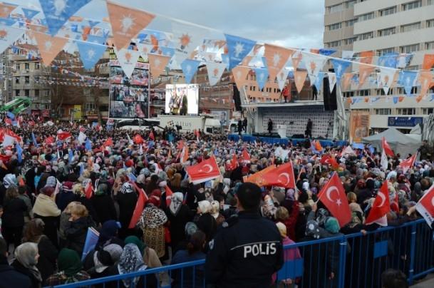 Başbakan Erdoğan Adıyaman ve Kırıkkale'de konuştu 24
