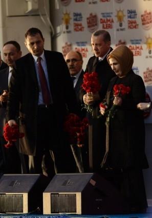 Başbakan Erdoğan Adıyaman ve Kırıkkale'de konuştu 25