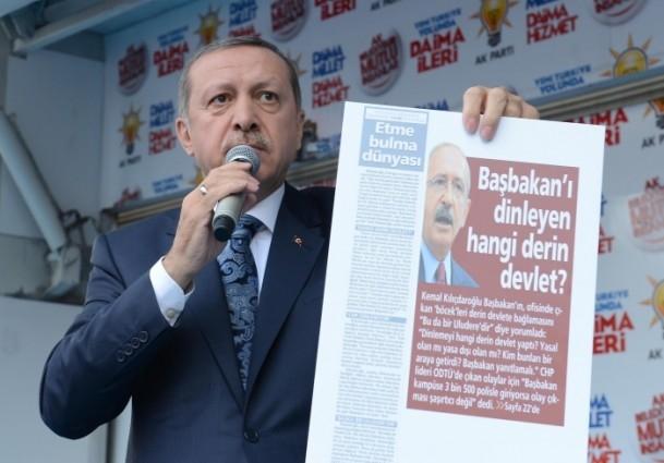 Başbakan Erdoğan Adıyaman ve Kırıkkale'de konuştu 6