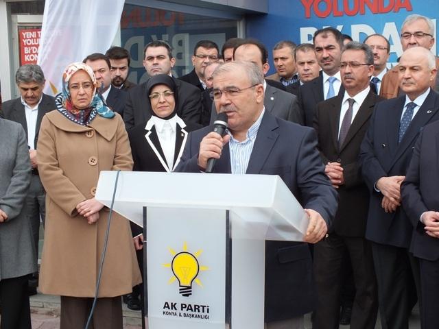 AK Parti dualar eşliğinde hedefi açıkladı: 32'de 32 8