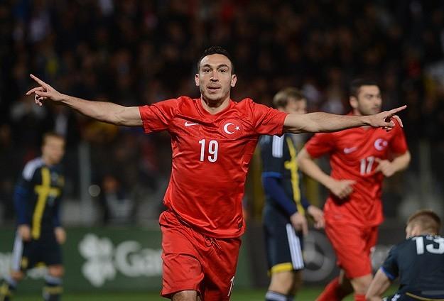 Türkiye 2 - İsveç 1 1