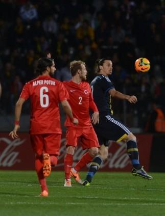 Türkiye 2 - İsveç 1 10