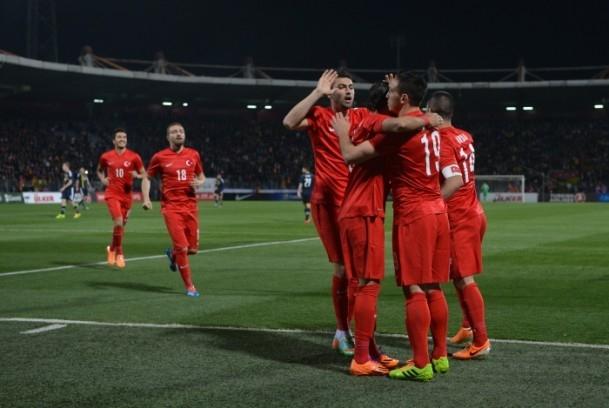 Türkiye 2 - İsveç 1 11