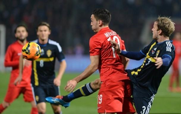 Türkiye 2 - İsveç 1 12