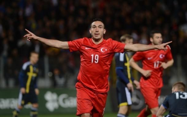 Türkiye 2 - İsveç 1 16