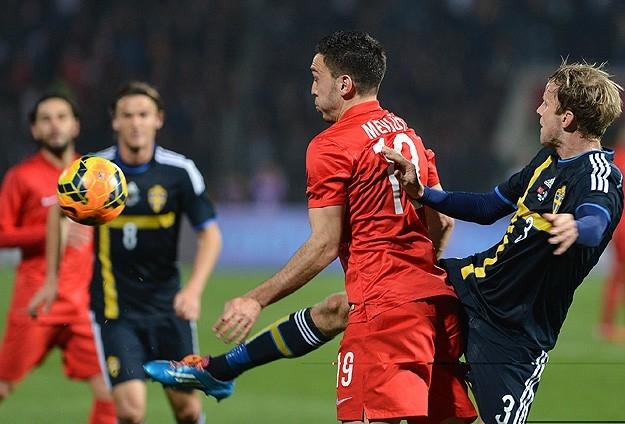 Türkiye 2 - İsveç 1 2