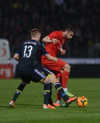 Türkiye 2 - İsveç 1 3